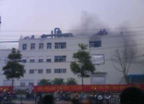 La explosión de la fabrica de Foxconn en Chengdu podría afectar hasta un 30% de la producción del iPad 2