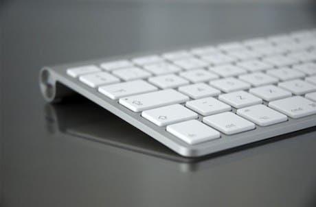 Apple está investigando teclados con sensores de proximidad