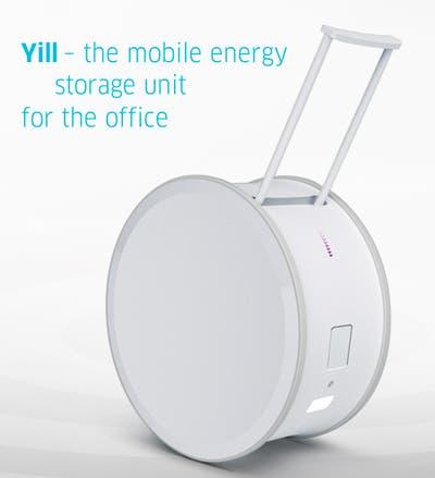 Yill, la batería que no sólo carga tu iPhone sino TODO tu escritorio de trabajo