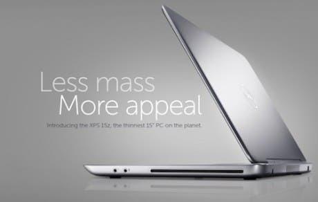 """Dell anuncia el portátil de 15"""" más fino del mundo, ¿pero en qué mundo?"""