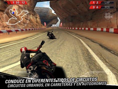 Gas a fondo con Ducati Challenge HD