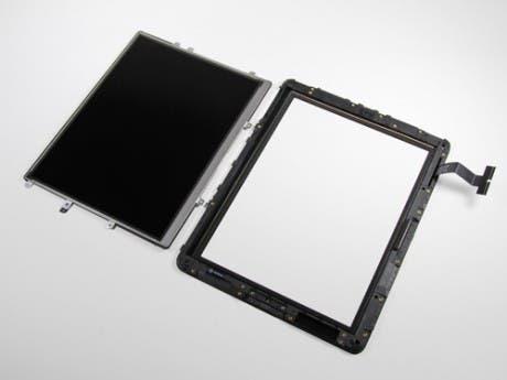 Apple cambiará de proveedor de pantallas y sensores táctiles para el iPad 2