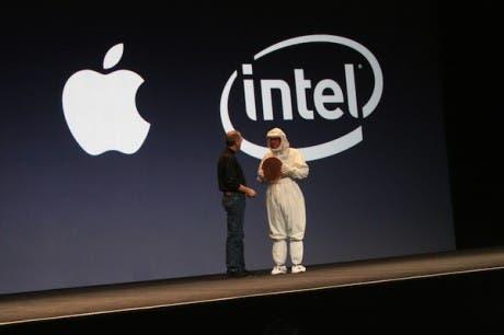 Intel admite que Apple les guía en su hoja de ruta