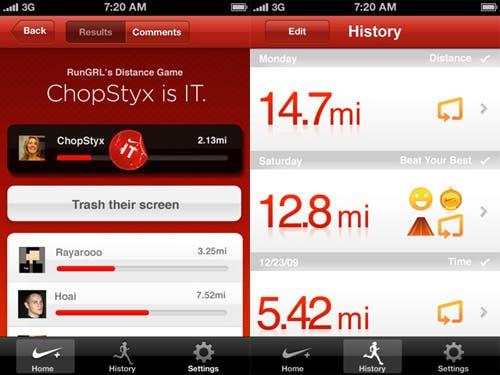 Nike+ GPS gratuita por tiempo limitado