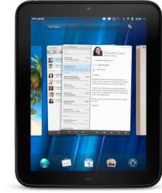 HP (sobre su TouchPad): será mejor que el tablet número uno