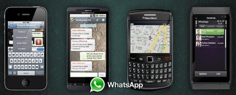 WhatsApp Messenger pasa a ser gratuita durante un tiempo