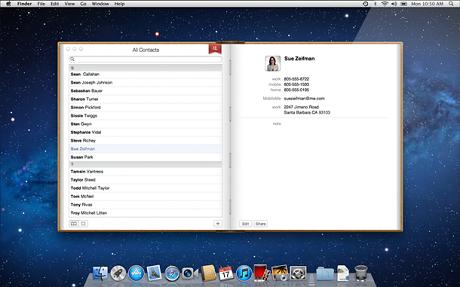 Nuevas prestaciones en OS X Lion: Agenda y iCal