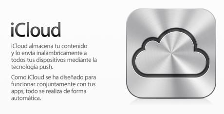 Steve Jobs desvela iCloud
