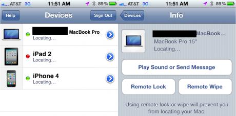 Find my Mac: nuevos detalles del nuevo servicio para Lion