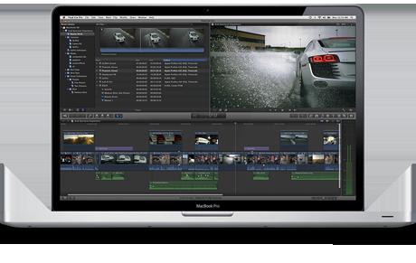 Apple lanza Final Cut Pro X