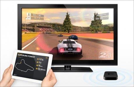 La nueva consola de Apple: AppleTV