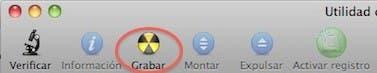 Creando un DVD de arranque de Mac OS X Lion