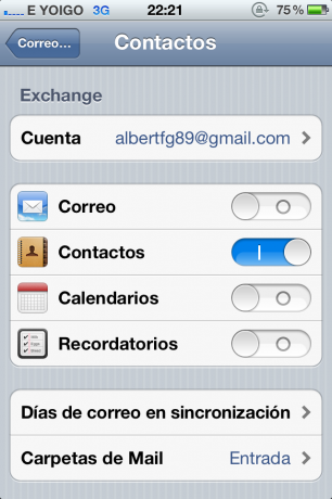 Sincroniza tus contactos entre el Mac y el iPhone o iPod gratuitamente