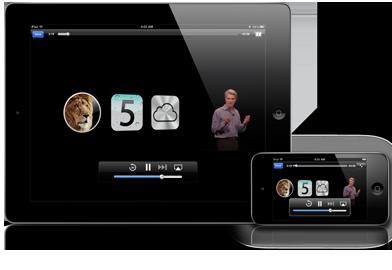 Vídeos de la sesiones de la WWDC en iTunes U
