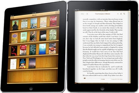 iBook de Apple