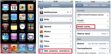 Sincronizando calendarios entre el Mac y el iPhone, iPod touch o iPad sin pagar un solo euro