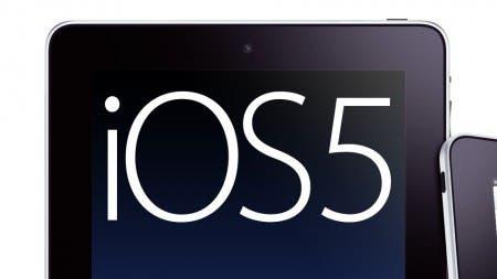 Nuevos iPad asoman en iOS 5