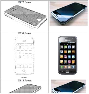 Samsung demanda a Apple para ver los nuevos dispositivos de la compañía
