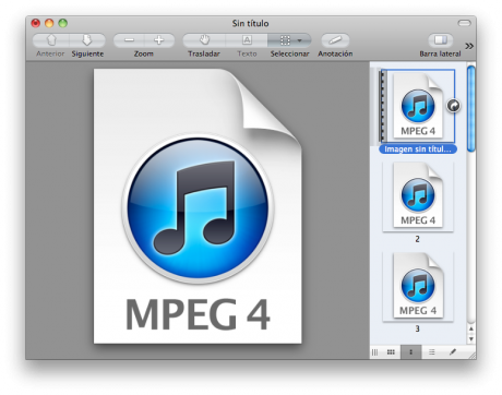 Truco de la semana: Obtener iconos de alta resolución de nuestras aplicaciones favoritas en Mac OS