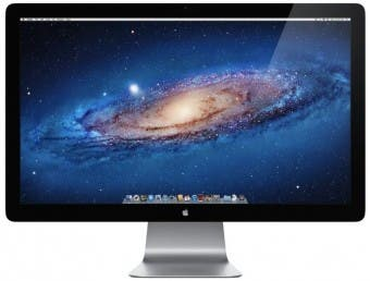 Rumores que filtra Apple: Nuevo monitor Cinema Display con ThunderBolt