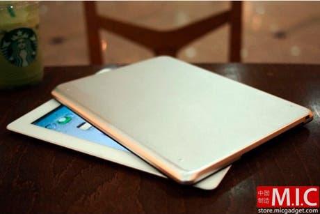 Convierte tu iPad 2 en un MacBook Air (o casi)