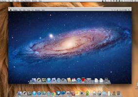 OSX Lion virtualizado