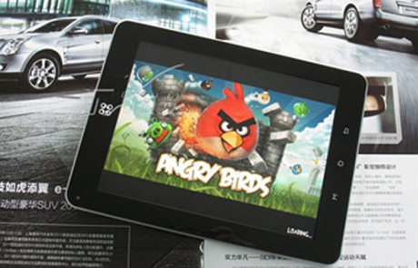 Tablet T10 de SmartDevices, con Android