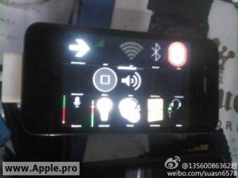 Un nuevo prototipo de iPhone sale a la luz