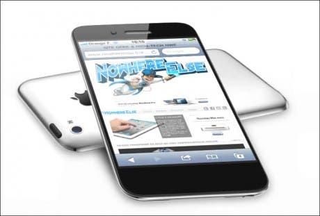 El iPhone 5 podría salir el 16 de agosto