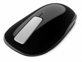 Microsoft lanza un ratón multitáctil compatible con Lion