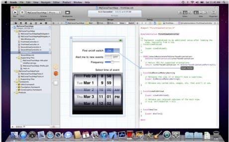 Programar en iOS y Mac OS: Introducción