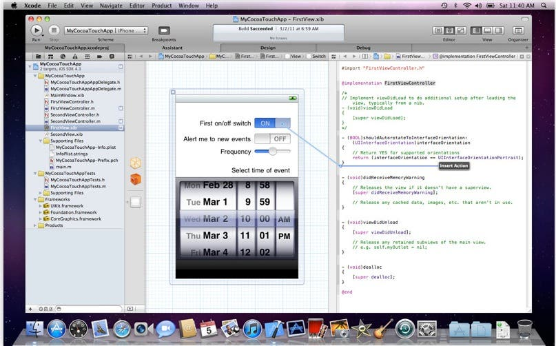 xcode4
