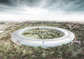 Apple en Cupertino