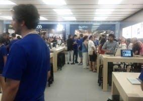 Nueva Apple Store en Parquesur