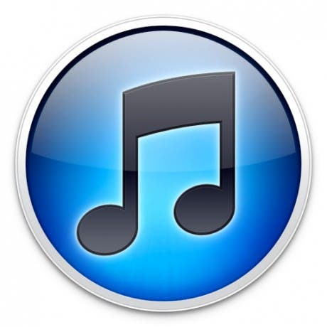 Icono de iTunes 10