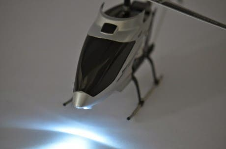 Probamos el i-Helicopter