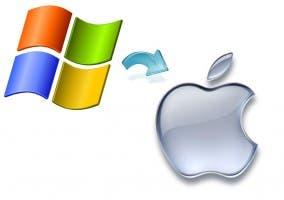 Aplicaciones de Windows a Mac