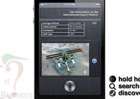 Concepto Asistente Virtual iPhone
