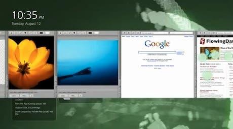 Windows 8, o cómo darle una patada en la boca a OS X Lion