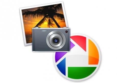iPhoto y Picasa