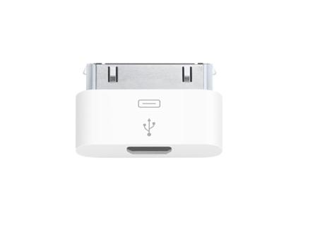 Adaptador para iPhone micro USB