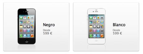 Reserva iPhone 4S