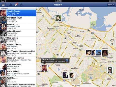 Por fin llega la aplicación de Facebook para iPad