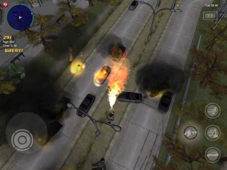Grand Theft Auto III llegará a iPhone y iPad