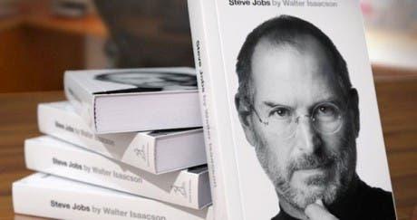 Libro biografía de Steve Jobs