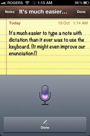 ¡Siri se resiste!