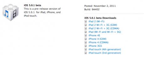 Diario de una Switcher: Experimentando rendimientos en iOS 5