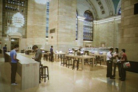 La Apple Store de Nueva York se abrirá horas después de la de Marbella