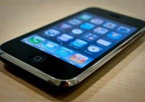 iPhone 3GS con iOS 3