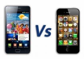 Android de Google contra iOS de Apple